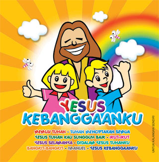 Yesus Kebanggaanku